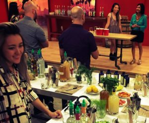 WeLikeLA Cocktail Night