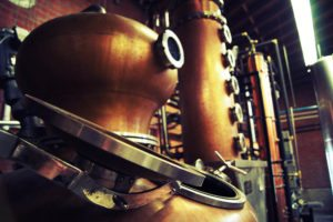 Greenbar Distillery Pot Still - Organic Spirits Made in LA
