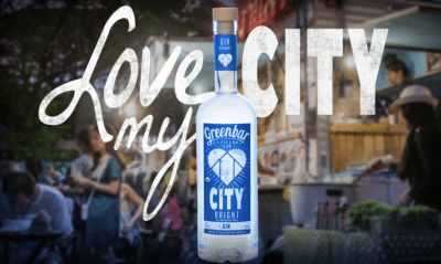 LOVE MT CITY - CITY Bright Gin Launch Party